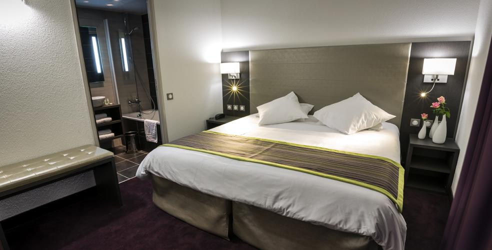 hotel 4 etoiles lourdes