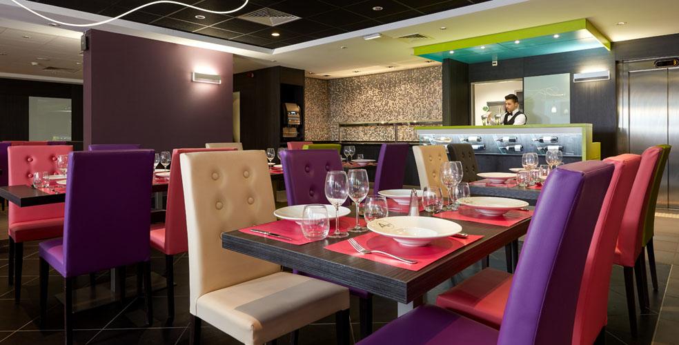 hotel astrid lourdes restaurant