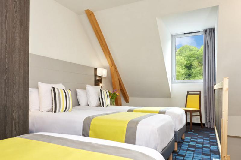 Family romm hotel Astrid Lourdes