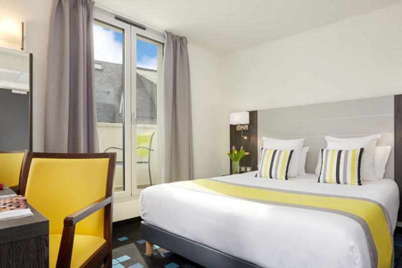 Double Room Deluxe Hotel Astrid Lourdes