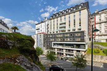 Hotel astrid Lourdes vicino dal Santuario
