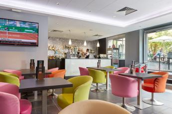 Hotel Astrid Lourdes bar