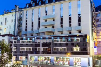 Hotel Astrid Lourdes cerca del Sanctuario