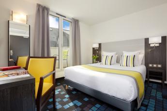 Hotel Astrid Lourdes habitación doble