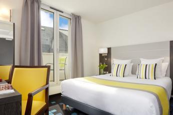 Hotel Astrid Lourdes 2 bedden kamer 4 sterren Frankrijk