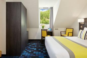 hotel Lourdes Familienzimmer