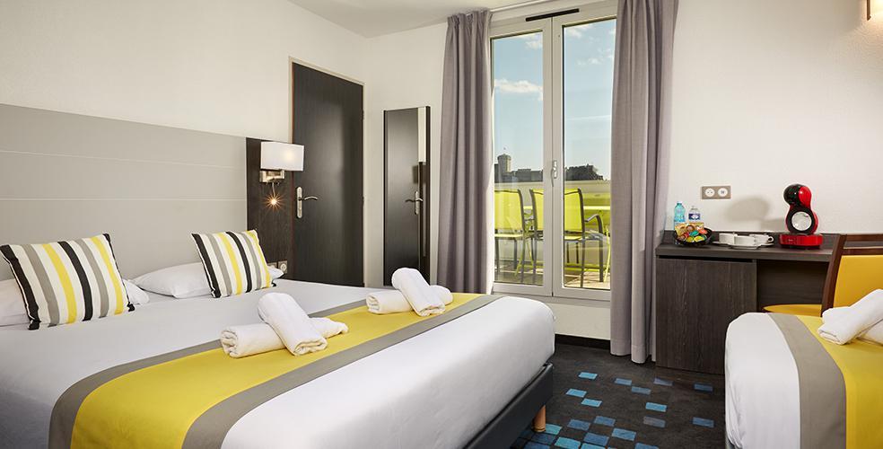 Hotel Astrid 4 étoiles à Lourdes