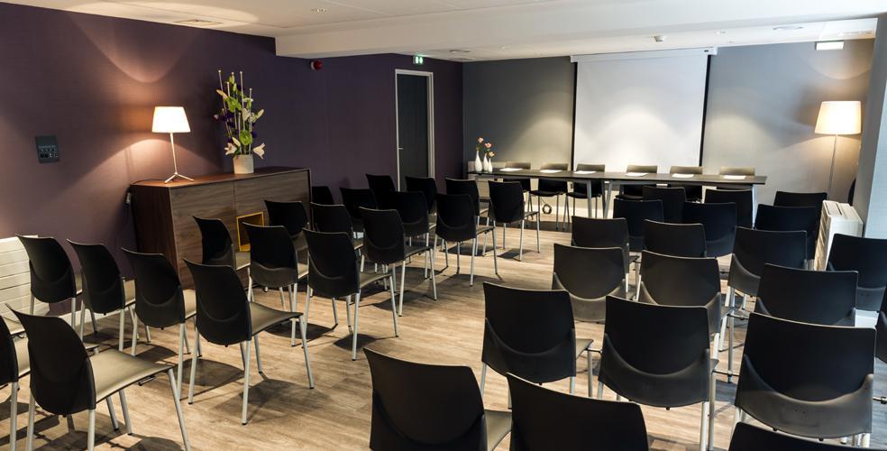 Hotel Lourdes Francia sala de conferecias